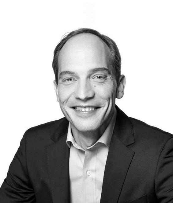 Photo of The Greater Goods Owner and Director of Sales Bernard Verkaaik